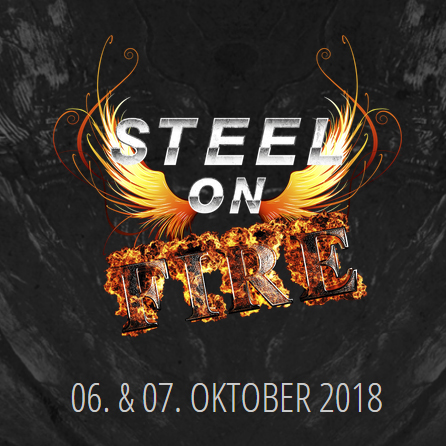 Steel on Fire